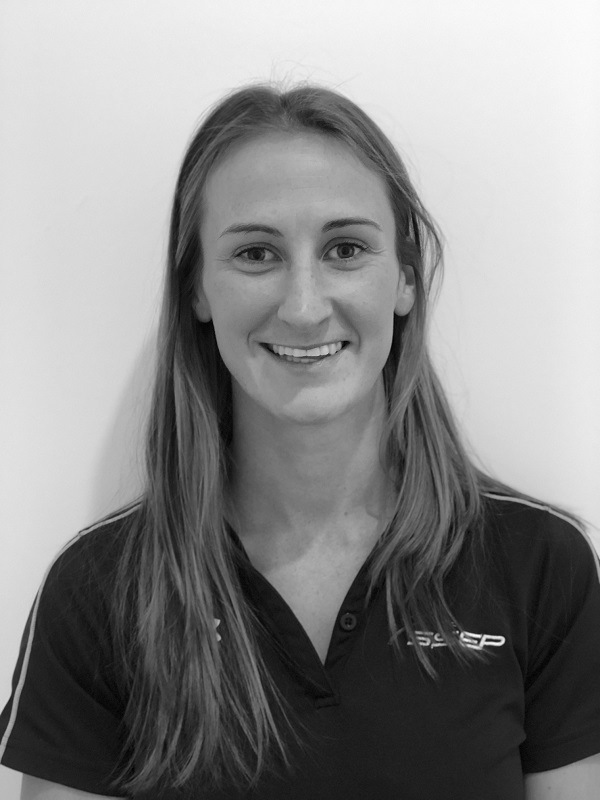 Katie Harrison is an accredited exercise physiologist at The Sports Clinic Sydney University, a branch of Sydney Sports and Exercise Physiology