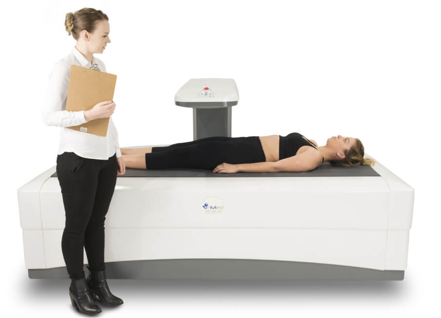 Using DEXA Scan to determine body composition