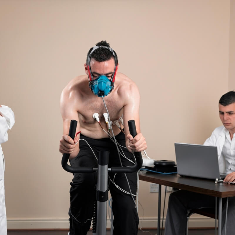 Anaerobic Threshold test Sydney Sports and Exercise Physiology