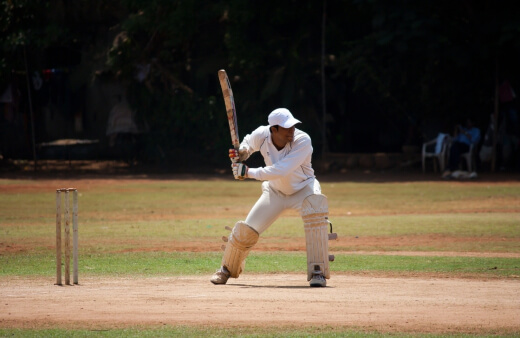 Even though cricket is a non-contact sport, it can result in cricket injuries